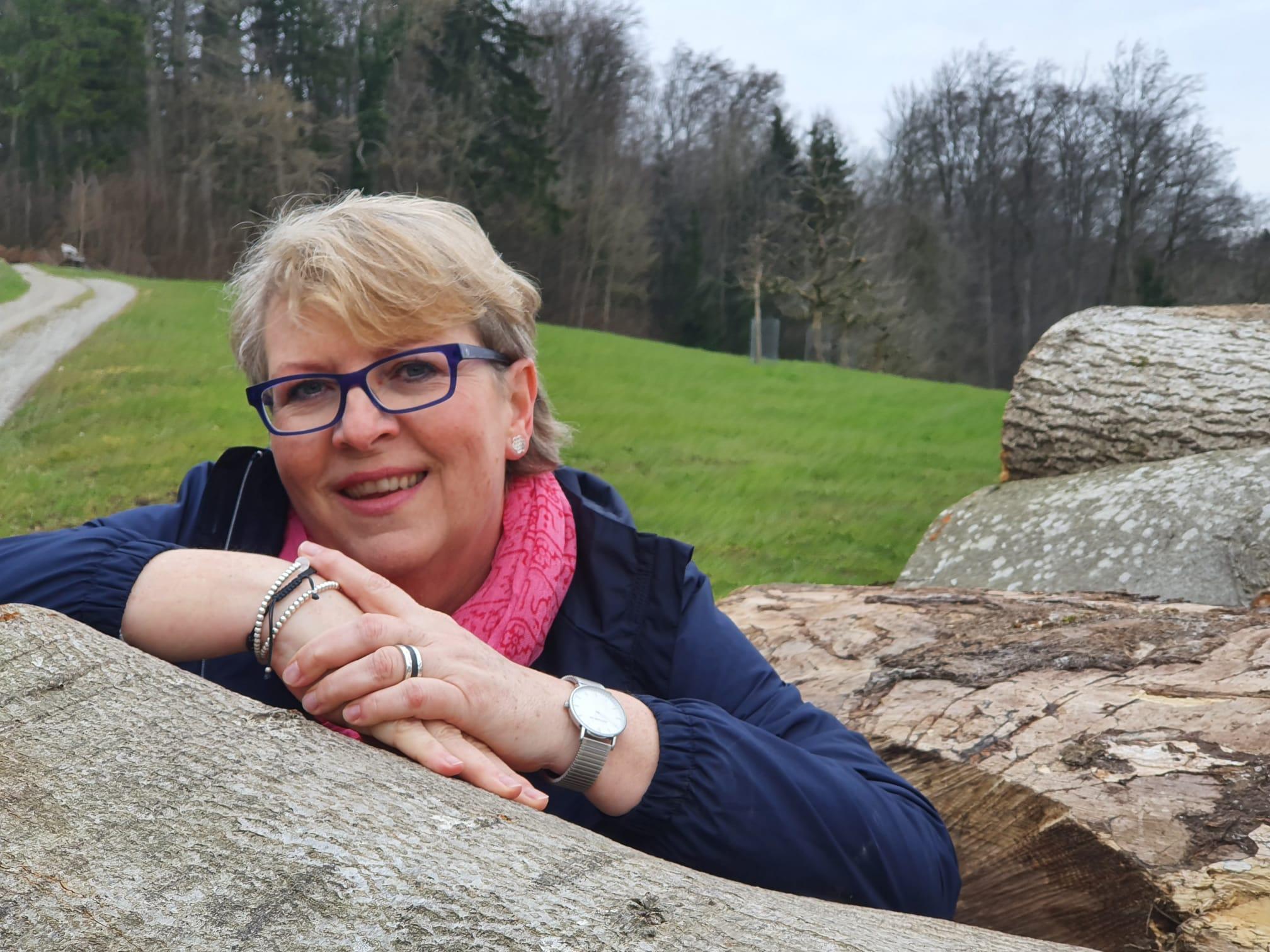 Gabriela Simonet Mäder Kosmetikerin in Viden/Mutschellen